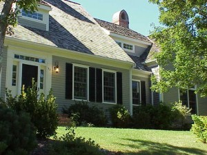 Exterior house painting Cape Cod